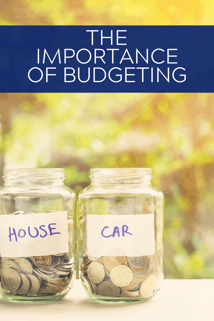 The Importance of Budgeting - Discerning Needs From Wants