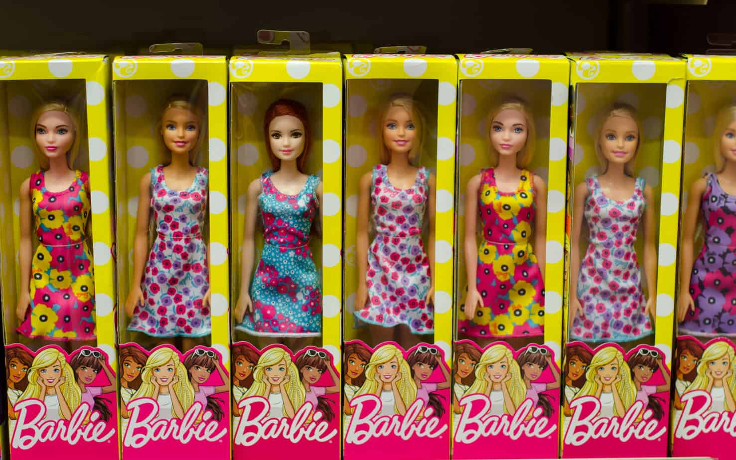 Some Influential Ladies in My Life – Barbie Dolls