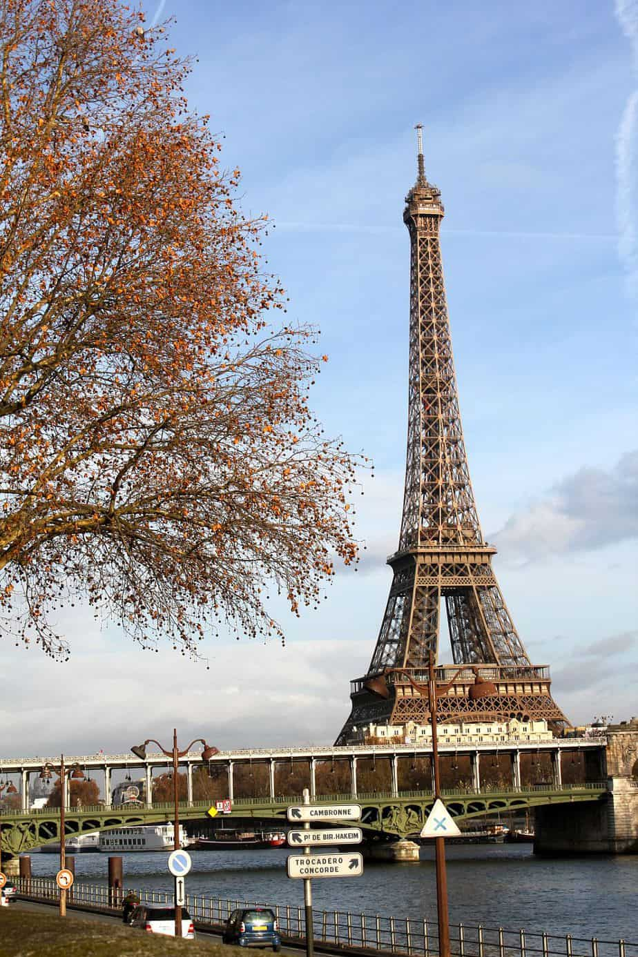 Today Back in 1889 – The Eiffel Tower