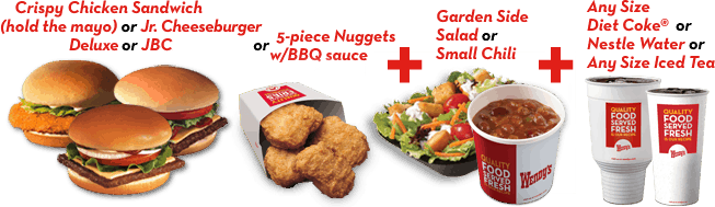 Healthy (er) Fast Food Lunch Options