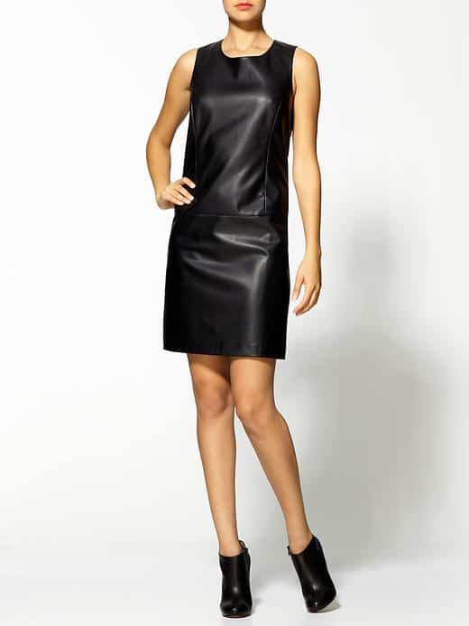 Fall 2012 Trends – Leather and Metallic