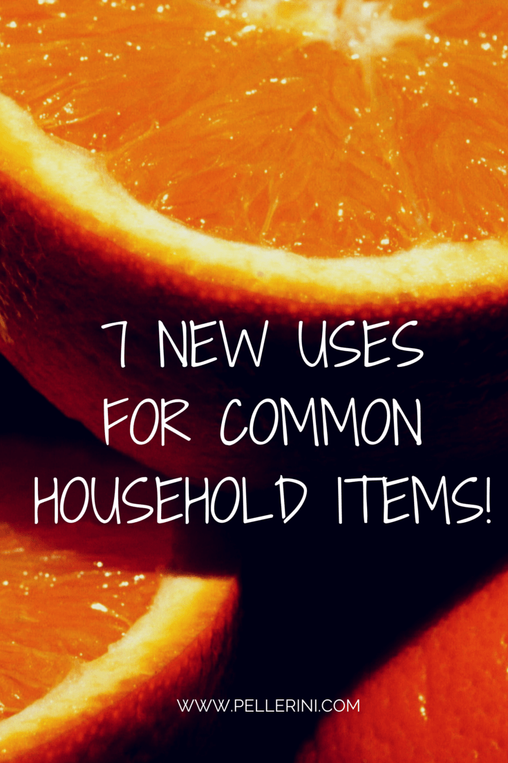7 New Uses for Common Household Items