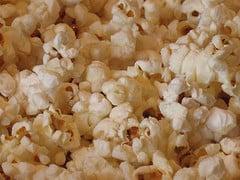 Healthy Homemade Popcorn