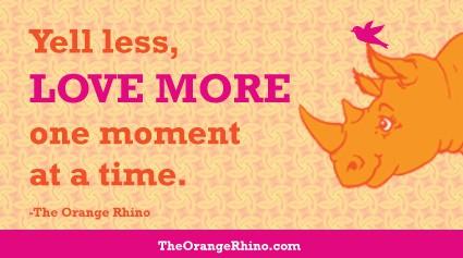 The Orange Rhino