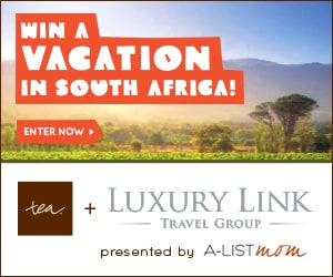 Tea Collection South Africa Giveaway