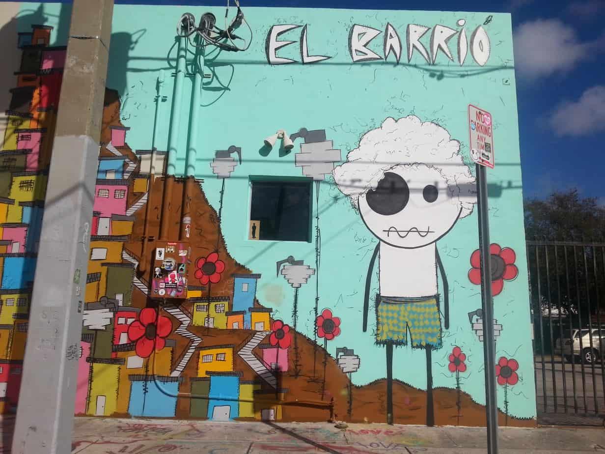 Street Art: Wynwood District