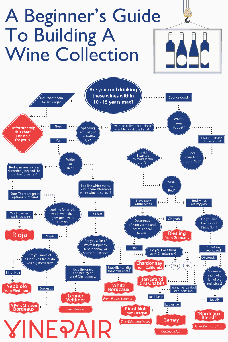 Wine-ing Wednesday: How to Start Your Wine Collection