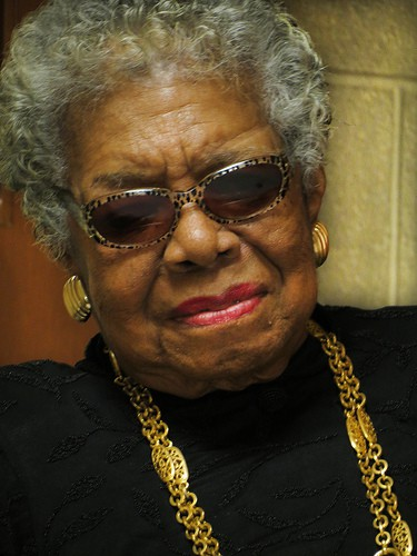 Maya Angelou – Rest in Peace