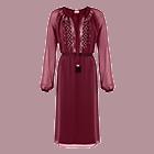 embroidered dress altuzarra for target