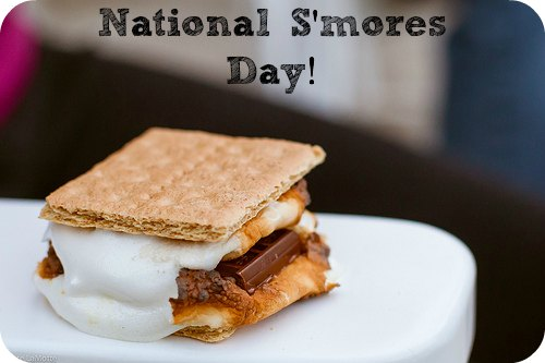 7 S'mores Recipes to Celebrate National S'mores Day!