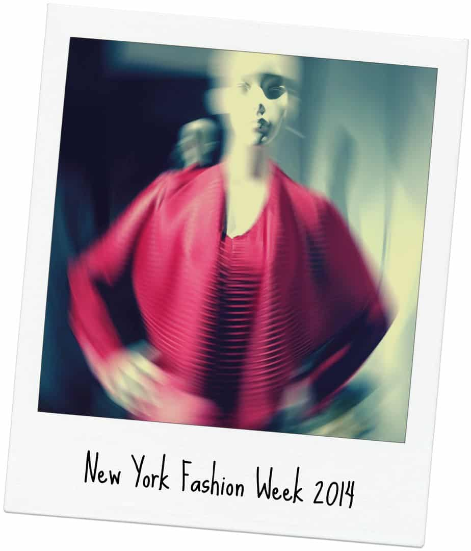 New York Fashion Week Begins Today!