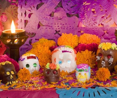 Celebrate Dia de los Muertos!