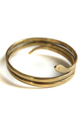 Meyelo coil bracelet