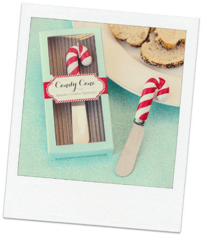 candy cane shaped spreader beau coup