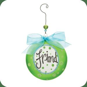 friend ornament