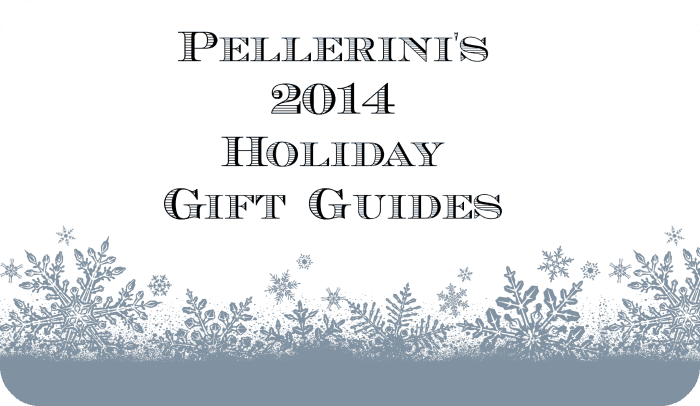 pellerinis 2014 holiday gift guides