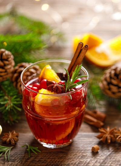 My 7 Favorite Holiday Drink Recipes
