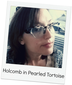 Warby Parker Holcomb in Pearled Tortoise