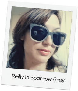 Warby Parker Reilly in Sparrow Grey