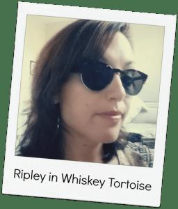 Warby Parker Ripley in Whiskey Tortoise