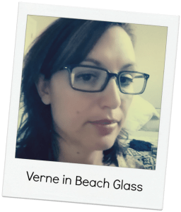 Warby Parker Verne in Beach Glass