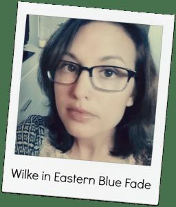 Warby Parker Wilke in Eastern Blue Fade