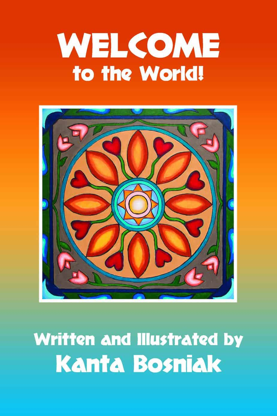 BOOK REVIEW – Welcome to the World!