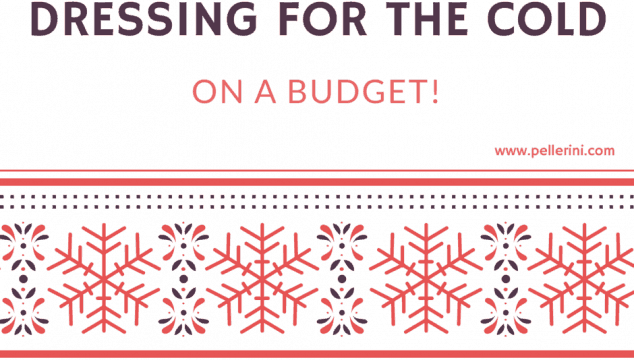 Dressing For the Cold Weather – On a Budget!