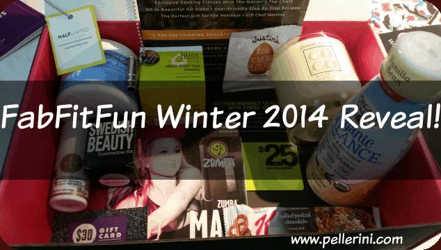 FabFitFun Winter Edition 2014