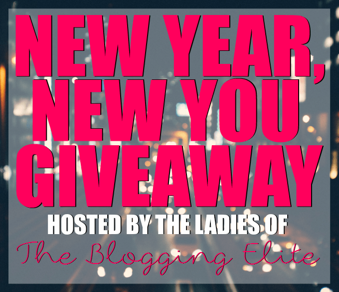 New Year New You Giveaway!