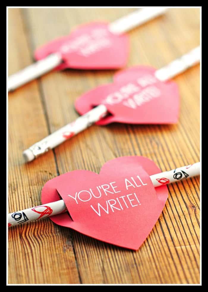 Valentine's Day Craft Idea