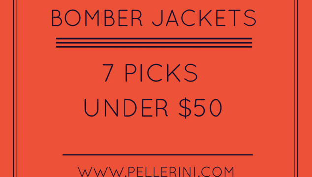 Fashion Trend: Bomber Jackets on a Budget