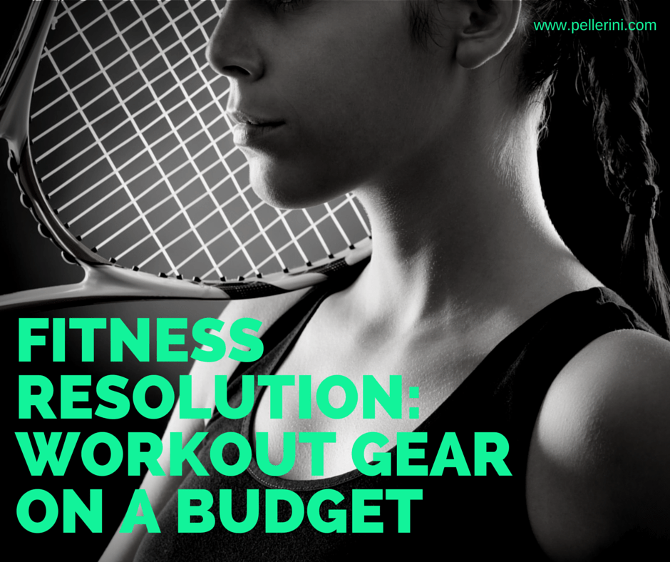 fitness resolution-workout gearon a budget