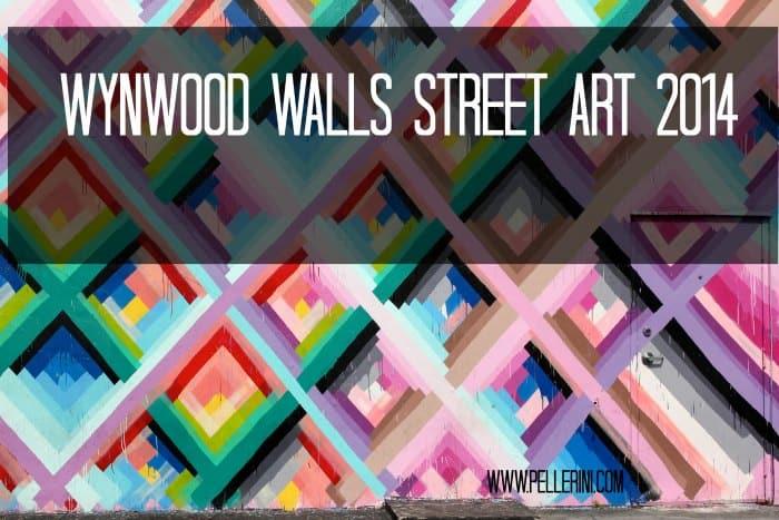Wynwood walls street art 2014