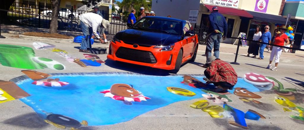 LAKE WORTH STREET ART FAIR
