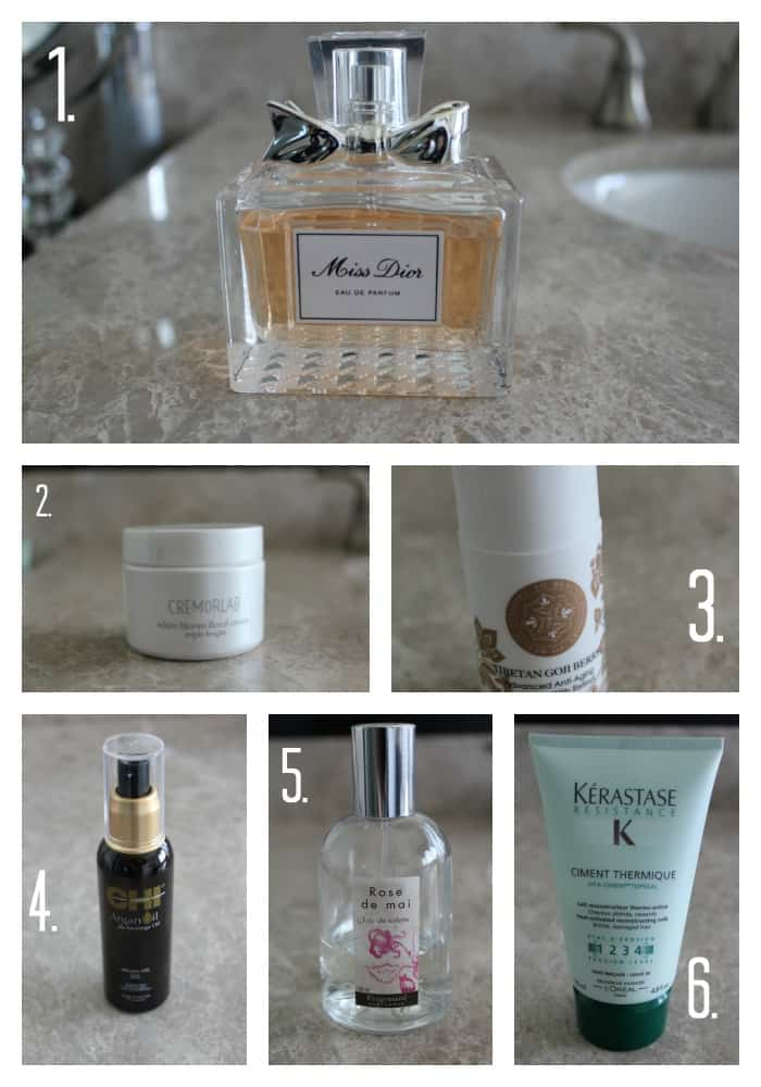 What's on My Bathroom Counter – My Beauty Faves