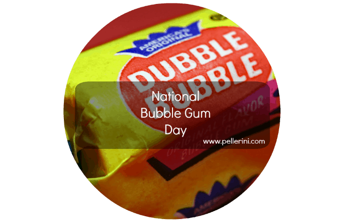 Bubble Gum Day