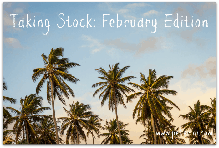 Taking Stock: February Edition