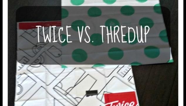 Twice vs. ThredUp