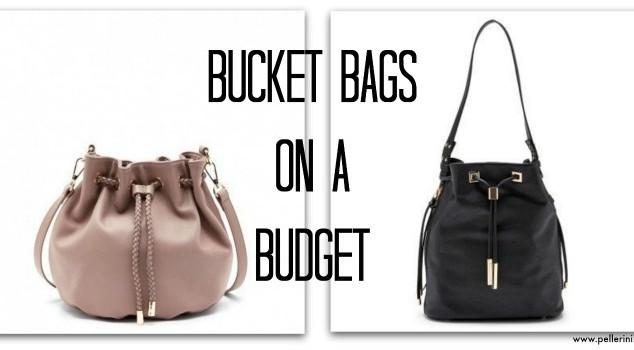 Fashion Trend: Bucket Bags