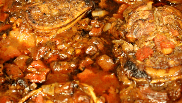 What's For Dinner – Osso Bucco!