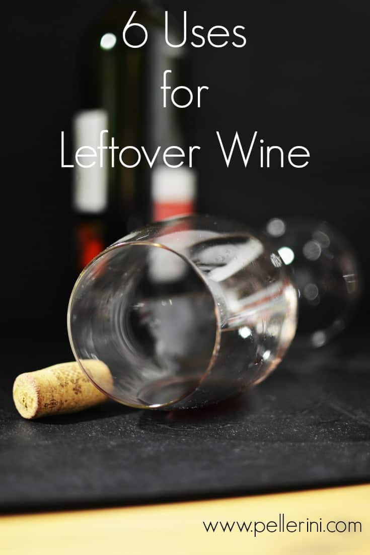 6 uses for leftover wine