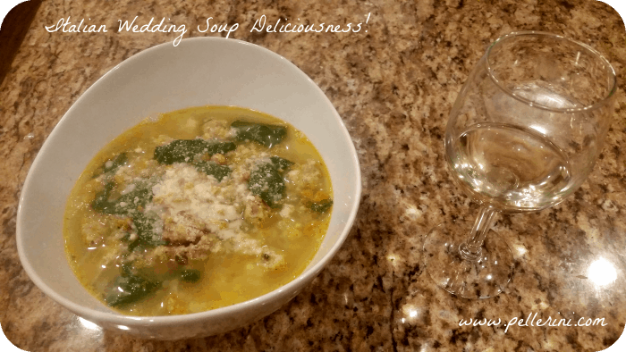 What's For Dinner: Italian Wedding Soup