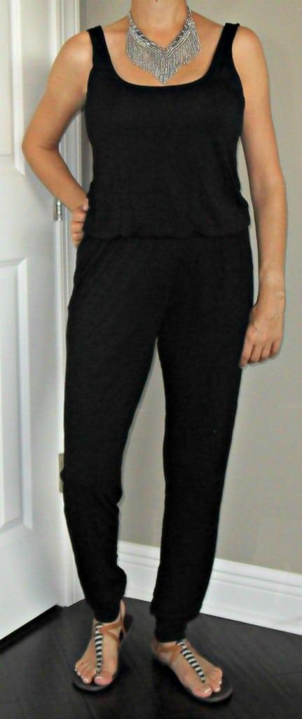 Daily Look Elite Classic Knit Jumpsuit