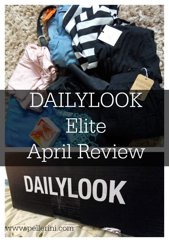DAILYLOOK Elite April Box Review!