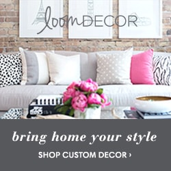 Ever Hear of Loom Decor?  It's About Time You Did!