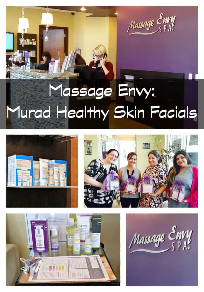 Massage Envy Spa: Healthy Skin Facials and GIVEAWAY!!