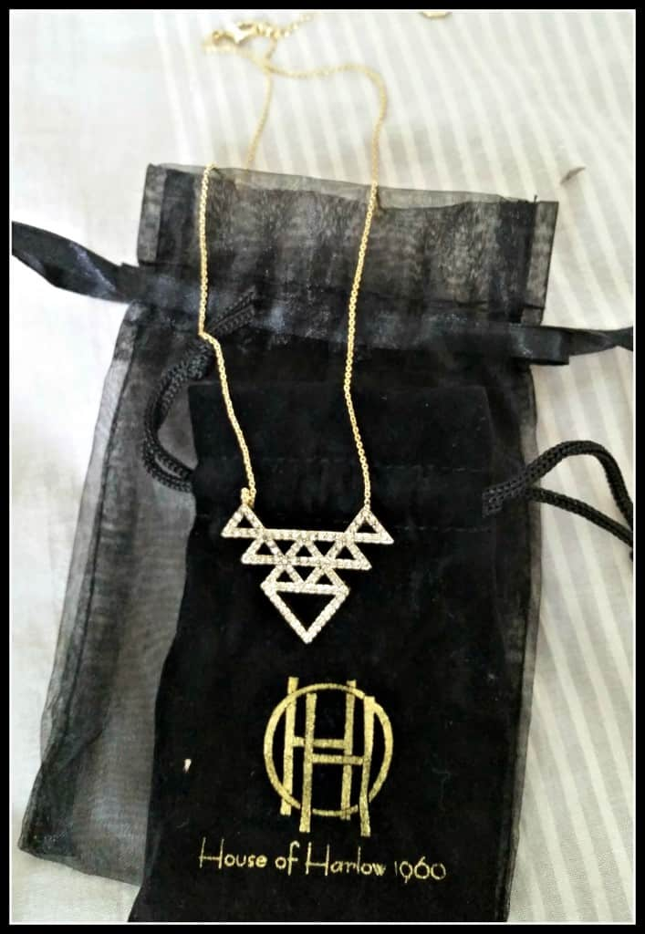 Rocksbox House of Harlow 1960 Tessella Necklace in Gold