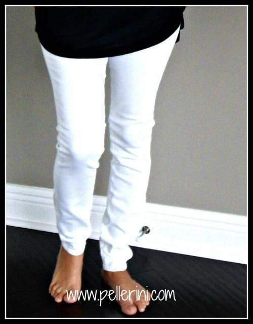 DAILYLOOK Elite Articles of Society White Mya Skinny Jeans