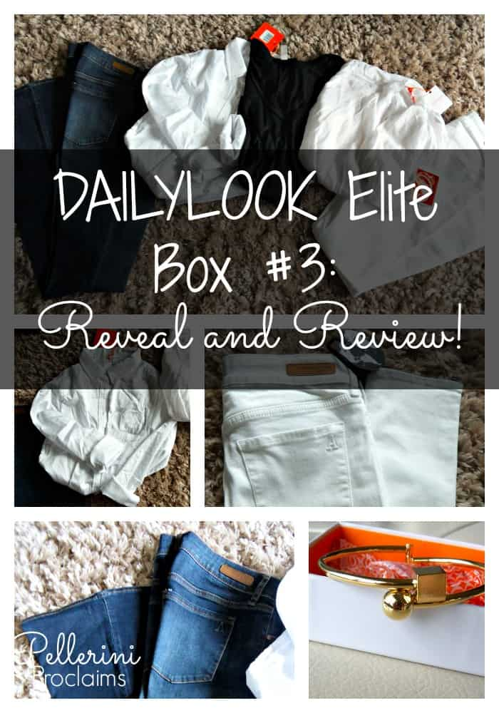 DAILYLOOK Elite Box #3: Reveal and Review!